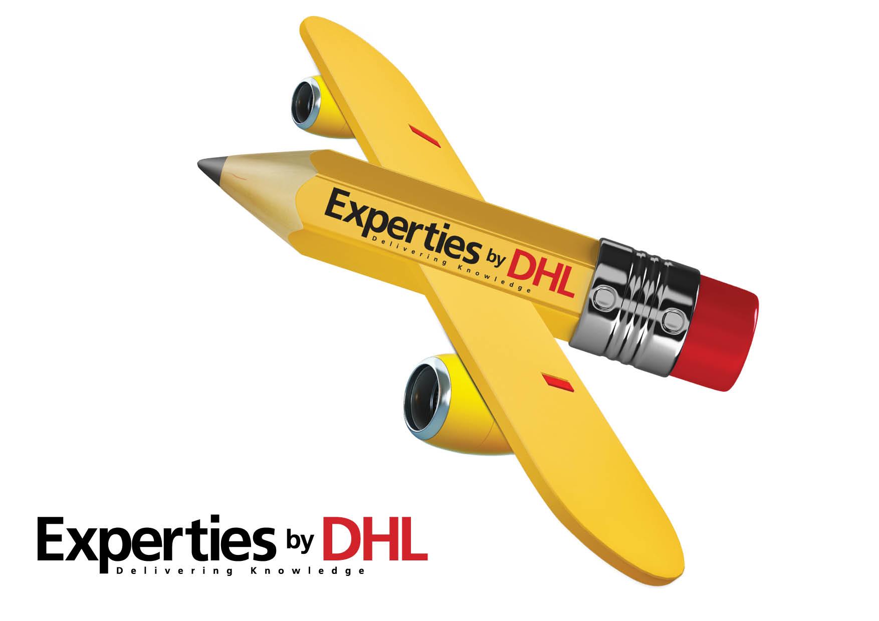 DHL pencil